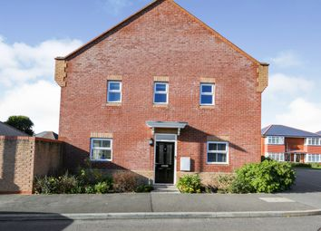 Hyde Mews, Christchurch BH23. 3 bed detached house for sale