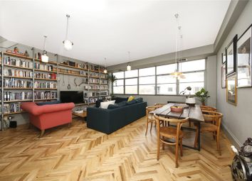 Thumbnail 2 bed flat for sale in Canal Building, 135 Shepherdess Walk, London