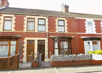 Thumbnail 4 bed terraced house for sale in Castle Street, Aberavon, Port Talbot, West Glamorgan