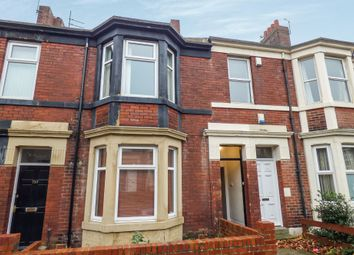 Thumbnail 6 bedroom maisonette to rent in Helmsley Road, Sandyford, Newcastle Upon Tyne