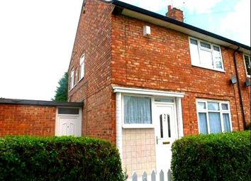 Thumbnail 2 bed semi-detached house to rent in Parthian Road, Hull