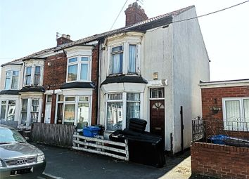 Thumbnail 2 bedroom end terrace house for sale in Montrose Street, Hull, East Yorkshire