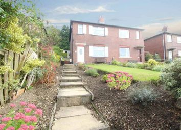 Thumbnail 3 bed semi-detached house for sale in Blaithroyd Lane, Halifax, West Yorkshire
