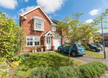 Thumbnail 3 bed end terrace house for sale in Ravens Walk, Royal Wootton Bassett, Swindon