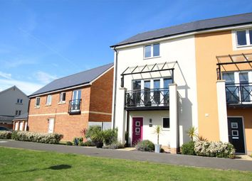 Thumbnail 3 bedroom town house for sale in Robin Place, Portishead, North Somerset
