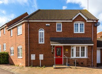 Thumbnail 4 bed semi-detached house for sale in Stone Close, Wellingborough