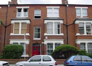 Thumbnail 4 bed flat to rent in Sulgrave Road, Brook Green, London