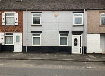 3 bed terraced house for sale in Main Street, Albert Village DE11