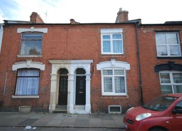 Thumbnail 2 bedroom terraced house for sale in Shakespeare Road, The Mounts, Northampton