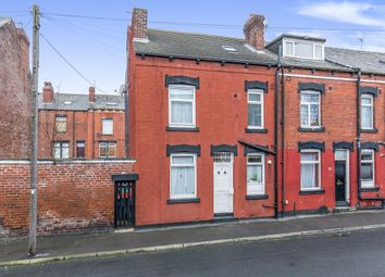 Thumbnail 3 bedroom end terrace house for sale in Aberdeen Road, Armley, Leeds