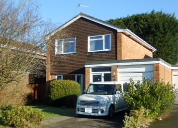 Thumbnail 4 bedroom detached house to rent in Apple Grove, Christchurch
