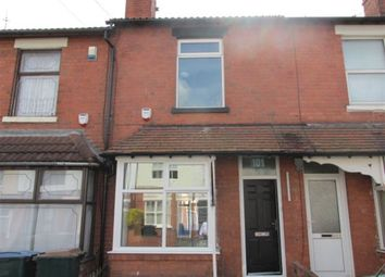 Thumbnail 4 bedroom property to rent in Kensington Road, Earlsdon, Coventry