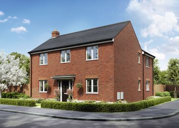 "Thumbnail 4 bed detached house for sale in ""The Knightley"" at Badgers Chase, Retford"