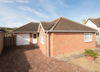 Thumbnail 3 bed detached bungalow for sale in Holborn View, Sawtry, Huntingdon, Cambridgeshire.