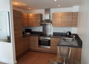 Thumbnail 1 bed flat to rent in Carmichael Avenue, Greenhithe