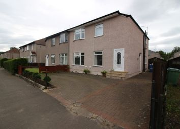 Thumbnail 3 bed block of flats for sale in Castlemilk Road, Croftfoot, Glasgow