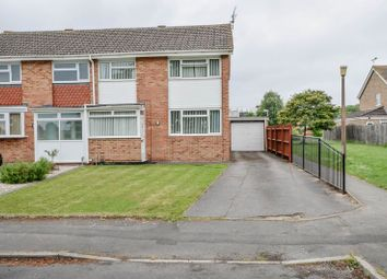 Thumbnail 3 bed semi-detached house for sale in Smitan Brook, Swindon