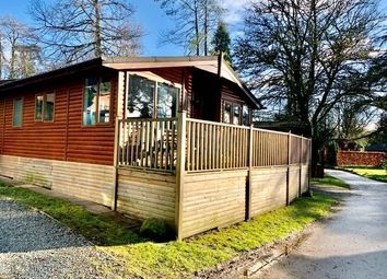 Thumbnail 2 bed lodge for sale in Rayrigg Road, Bowness-On-Windermere, Windermere