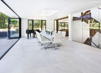 Thumbnail 5 bed detached house for sale in Meadow Road, Wentworth, Virginia Water