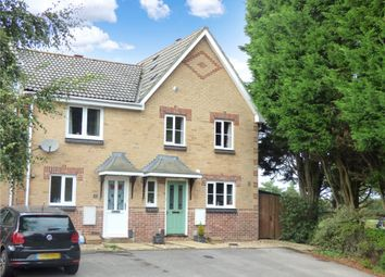 Thumbnail 3 bed end terrace house for sale in Flazen Close, Bournemouth, Dorset