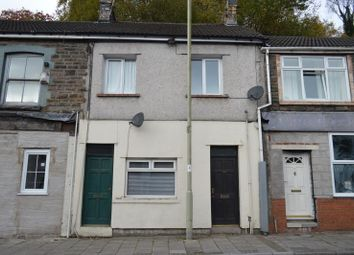 Thumbnail 2 bed flat to rent in East Road, Tylorstown, Ferndale
