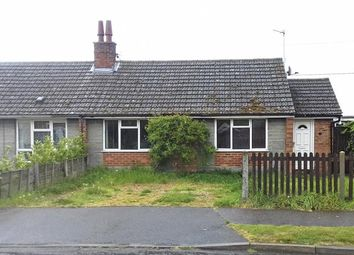 Thumbnail 2 bedroom semi-detached bungalow for sale in Wingfield Road, Lakenheath, Brandon
