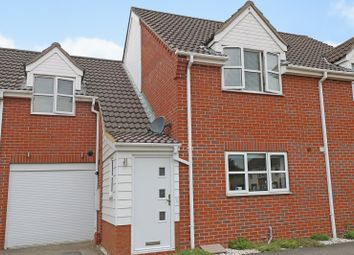 Thumbnail 3 bed semi-detached house for sale in Brookside, Sutton, Ely