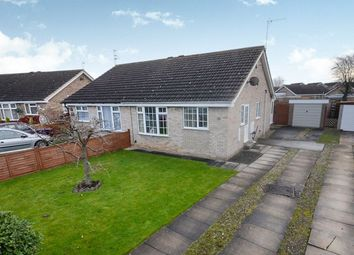 Thumbnail 2 bed bungalow for sale in Copwood Grove, Wigginton, York