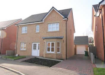 Thumbnail 4 bed detached house for sale in Calderpark Gardens, Uddingston, Glasgow