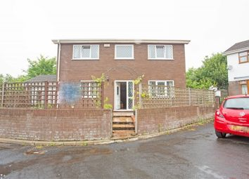 Thumbnail 4 bedroom detached house for sale in Cefn Parc, Neath, West Glamorgan