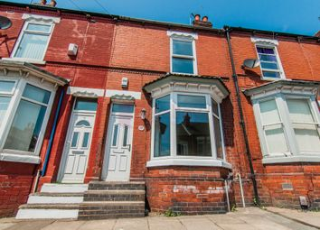Thumbnail 3 bedroom terraced house to rent in Lister Avenue, Doncaster