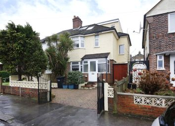 Thumbnail 4 bed semi-detached house for sale in Moore Road, London