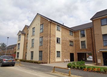 Thumbnail 2 bedroom flat to rent in St. Johns Close, Peterborough