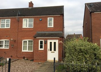 Thumbnail 3 bedroom terraced house for sale in Hollies Road, Wellington, Telford