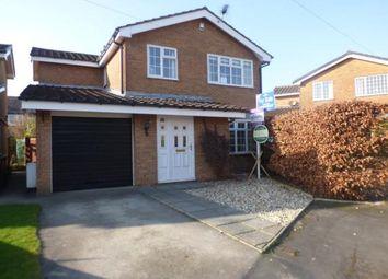 Thumbnail 4 bedroom detached house for sale in Hawthorne Avenue, Newton, Preston, Lancashire