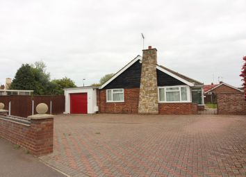 Thumbnail 3 bed detached bungalow for sale in Yallop Avenue, Gorleston