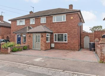 Thumbnail 3 bed semi-detached house for sale in 11 Woodlands Close, Borehamwood, Hertfordshire
