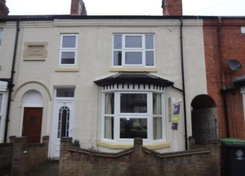 Thumbnail 4 bed terraced house to rent in Harborough Road, Rushden