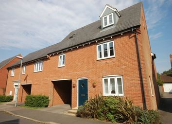 Thumbnail 3 bedroom town house for sale in Petronel Road, Aylesbury, Buckinghamshire