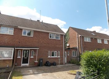 Thumbnail 3 bed semi-detached house to rent in Cyntwell Crescent, Caerau, Cardiff.
