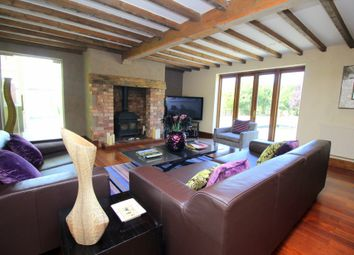 Thumbnail 4 bed barn conversion for sale in Pasture Lane, Hose, Melton Mowbray