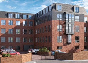 Thumbnail 1 bed flat for sale in 207-215 London Road, Camberley, Surrey