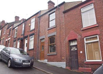 Thumbnail 2 bedroom terraced house to rent in Nettleham Road, Woodseats, Sheffield