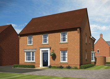 "Thumbnail 4 bedroom detached house for sale in ""Avondale"" at St. Lukes Road, Doseley, Telford"