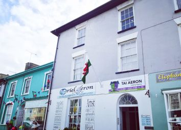 Thumbnail 1 bed flat to rent in Market Street, Aberaeron