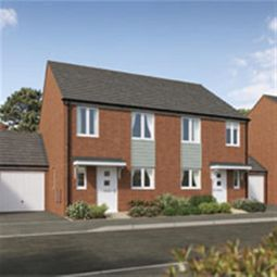 Thumbnail 3 bed semi-detached house for sale in Dial Lane, Phase 6, West Bromwich