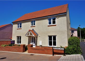 Thumbnail 4 bed detached house for sale in Kemps Field, Exeter