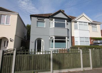 Thumbnail 3 bed semi-detached house for sale in King Georges Way, Hinckley