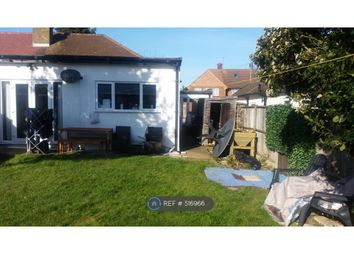 Thumbnail 3 bedroom bungalow to rent in Wentworth Drive, Pinner