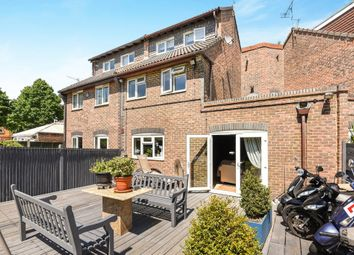 Thumbnail 3 bed terraced house for sale in Greenacre Square, London